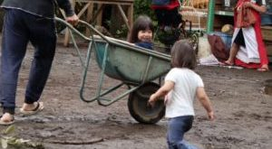 Mud Park (Haru no Ogawa Play Park), Yoyogi