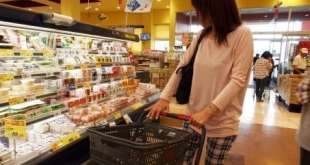 Tokyo Supermarket tour