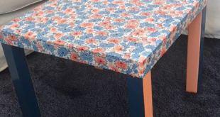 Ikea Lack Side Table Hack