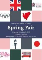 Tokyo International School Spring Fair