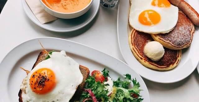 Crisscross Omotesando breakfast