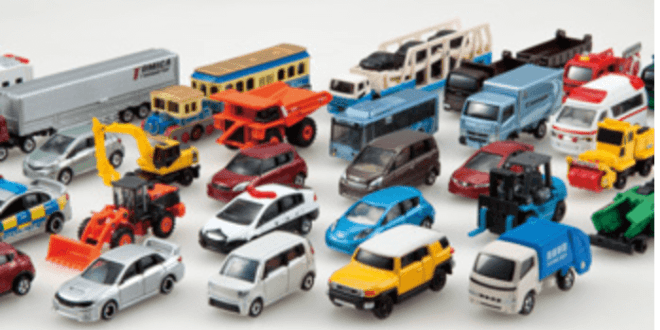 Tomica Specialty Shops