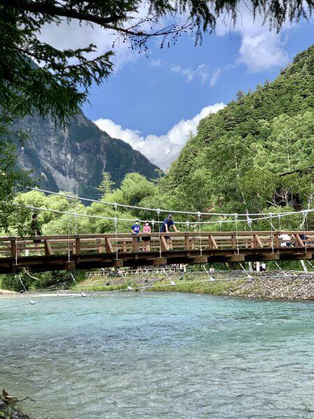 Chubu Sangaku National Park