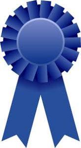 #1 Blue Ribbon