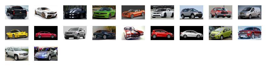 All Models of  Chevrolet - Locksmith Dubai