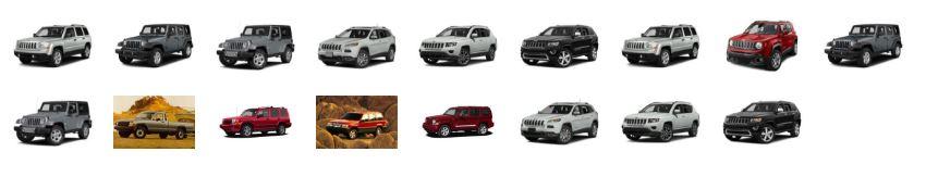 All Models of Jeep - Locksmith Dubai