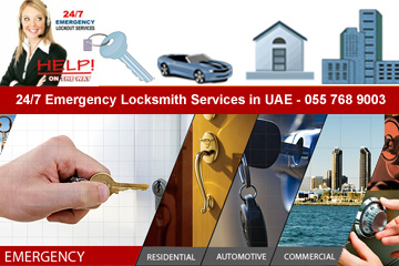 Locksmith Dubai