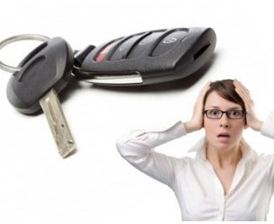 Lost Car Keys - Locksmith Dubai
