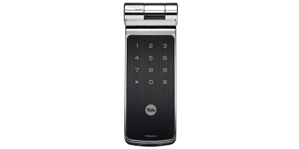 YDR424G - Digital Biometric Gate Lock
