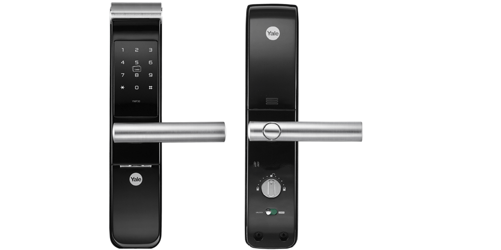 YMF30 - Digital Mortise Lock
