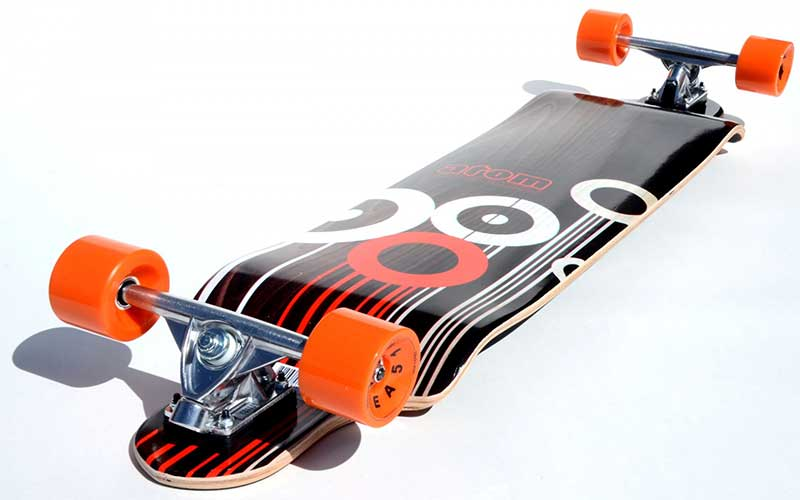 Atom Drop Deck Longboard 41 Inch Review