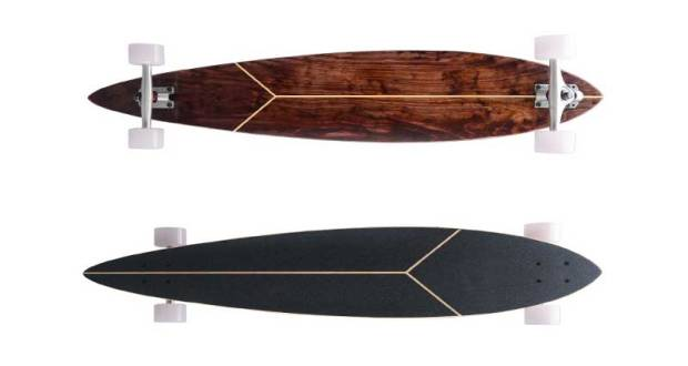 Best Pintail Longboard
