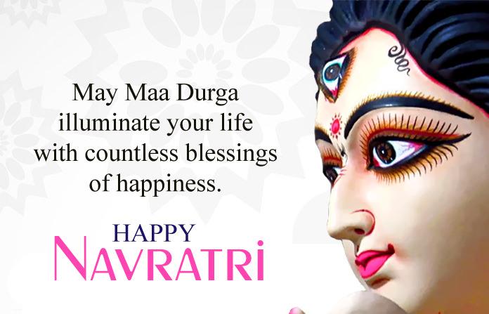 Happy Navratri Status in English