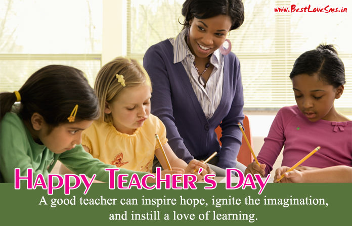 cute teacher day 2017 greeting images for kids in full hd