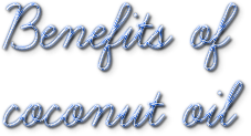 The top Love making Lube: benefits of coconut oil