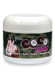 Cocolube Organic Natural Coconut Based Lubricant