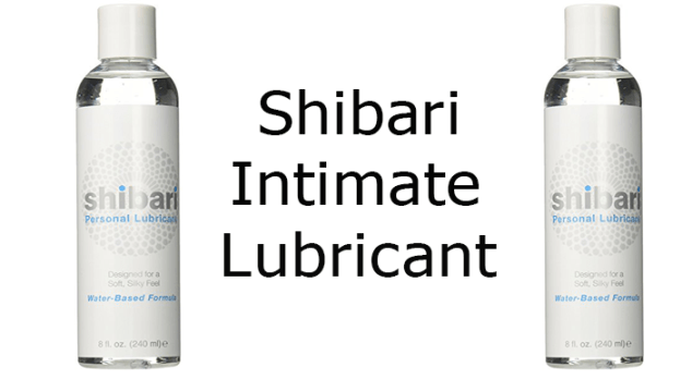 Shibari Personal Lubricant Review – It's time to enjoy with Pure Water Based Lubricant