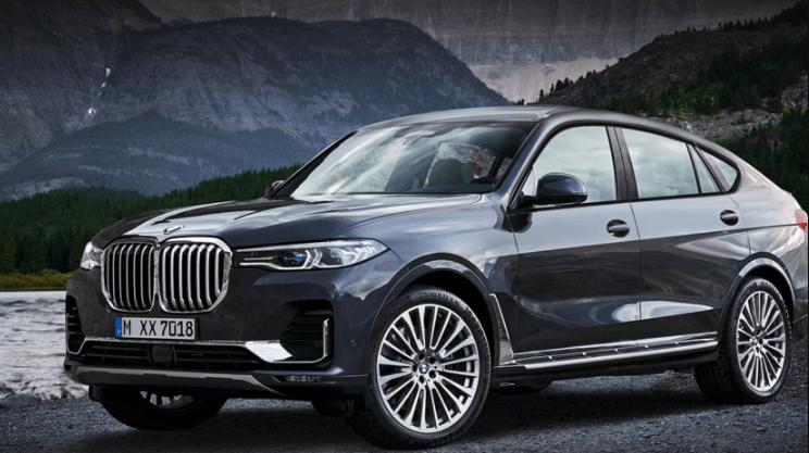 2021 BMW X8 Redesign