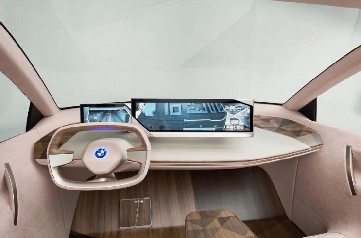 2021 BMW IX5 Interior