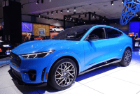 2022 Ford Mach E Electric SUV: Price, Specs, and Redesign