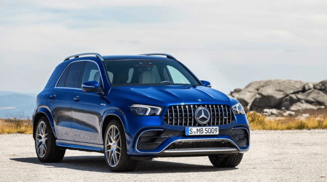 2022 Mercedes Benz GLE Redesign
