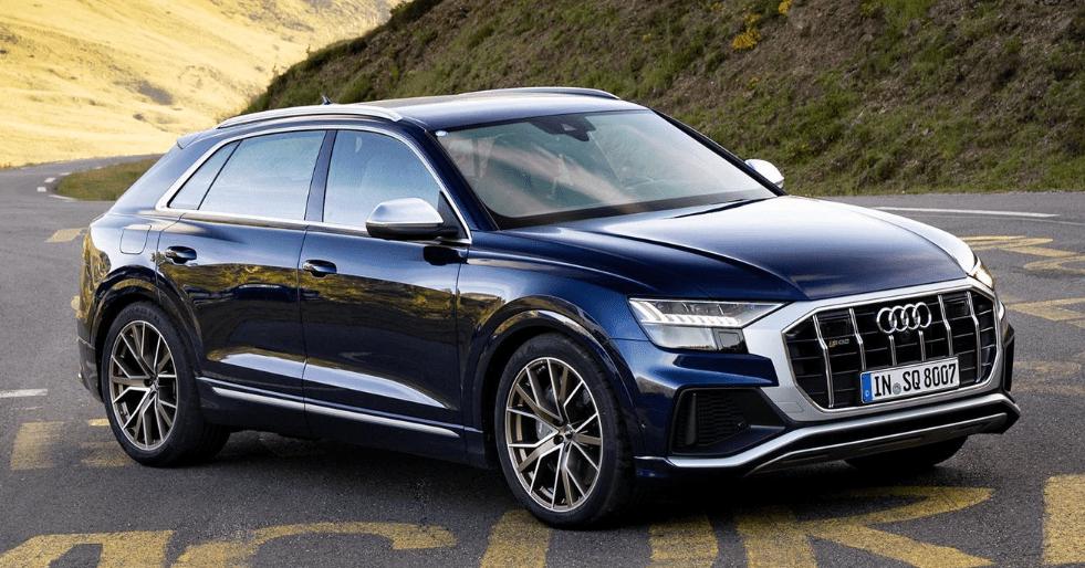 2021 Audi Q3 Photos