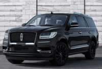 2021 Lincoln Navigator Price, Review, Specs, and Release Date
