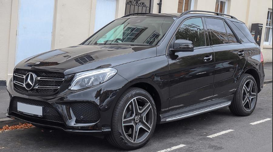 2021 Mercedes Benz ML Photos