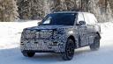 2022 Range Rover Sport Spy Footage