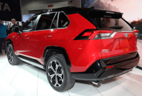 2022 Toyota RAV4 exterior