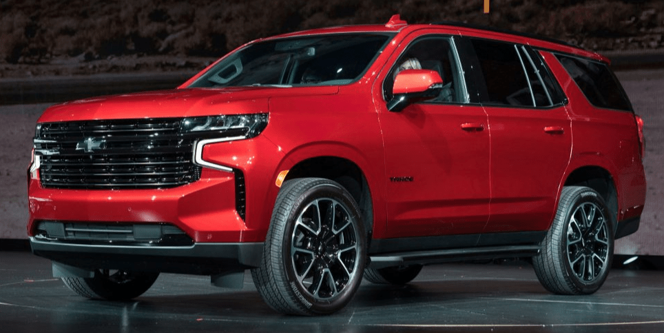 2022 Chevy Suburban 2500 Redesign