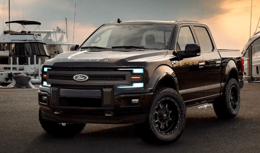 2022 Ford F 150 Changes
