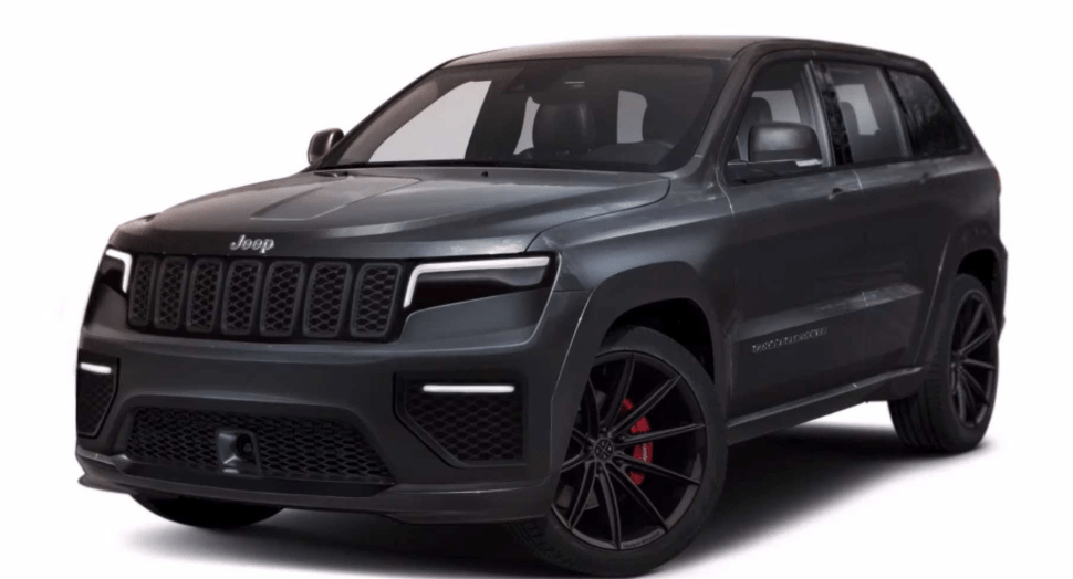 2022 Jeep Grand Cherokee Release Date and Updates