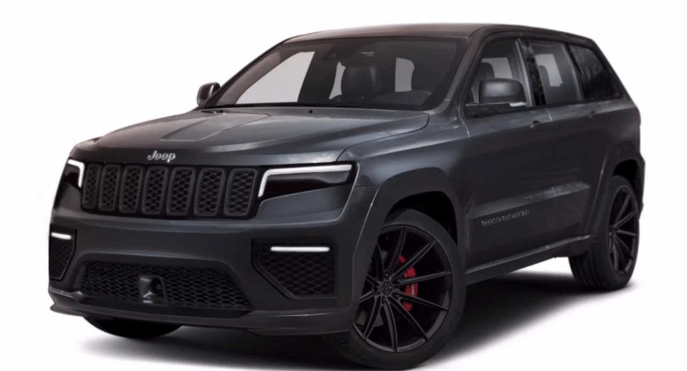 2022 Jeep Grand Cherokee Concept