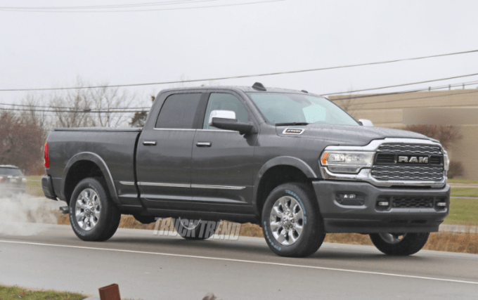 2022 Ram 2500 Redesign, Changes, and Pictures