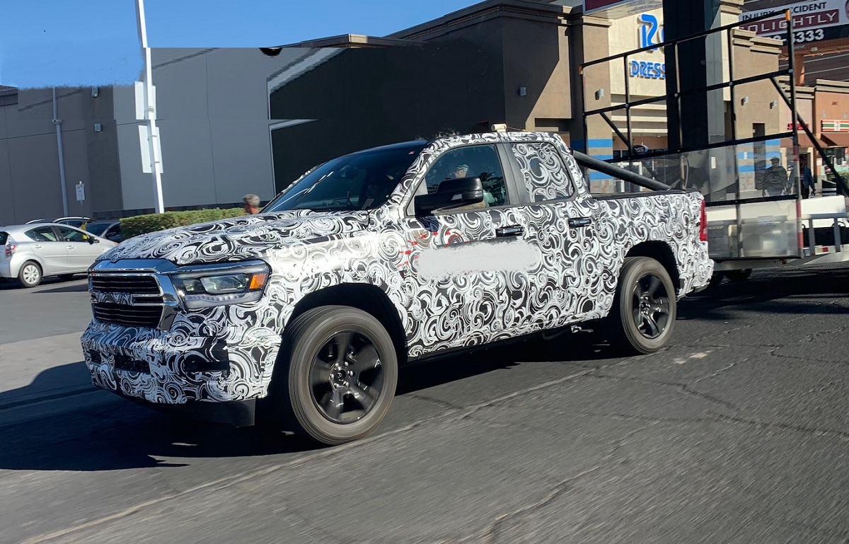 2022 Ram Dakota Comeback Is Near 2021 Truck Inside [keyword