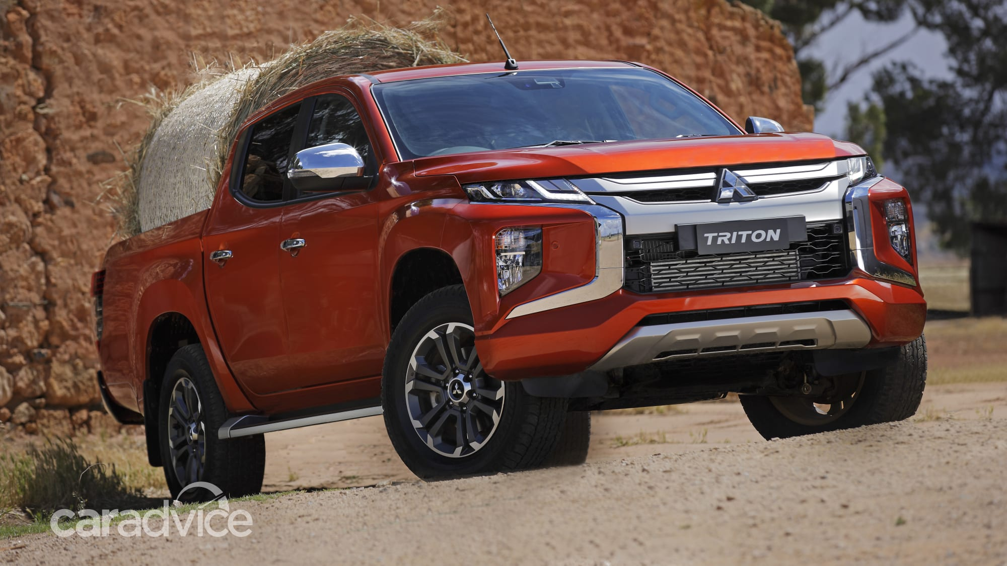 2019 Mitsubishi Triton Upgrade Revealed Caradvice Intended For Ucwords]