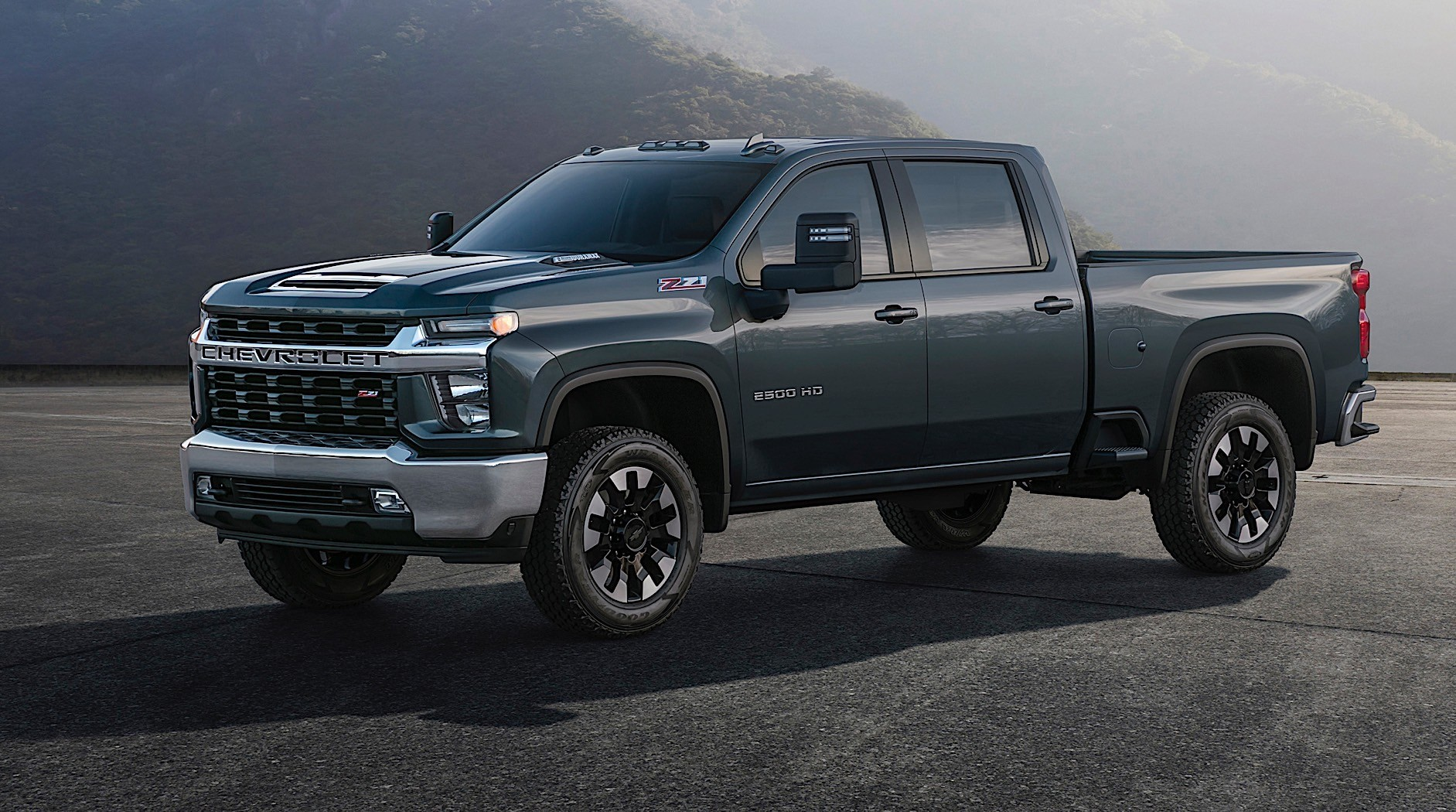 2020 Chevrolet Silverado Hd Breaks Cover First Details For 2023 Chevy Silverado Electric Pickup Confirmed 400 Miles Of Range