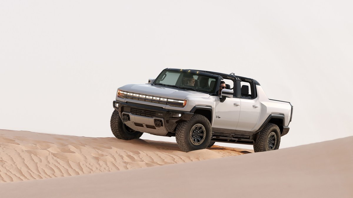 A First Look At The 2022 Gmc Hummer Ev Its Awesome Inside Ucwords]