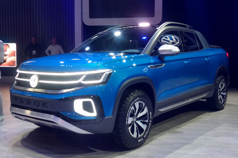 Fiat Toro Ter Nova Rival Volkswagen Tarok Est Pronta E Throughout Ucwords]