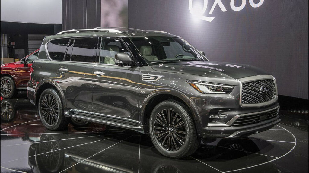 Ratings When Does The 2022 Infiniti Qx80 Come Out Cars Within 2022 Infiniti QX80 Changes, Release Date, & Pictures