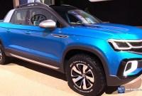 Volkswagen Tarok Pickup Concept Exterior And Interior throughout ucwords]