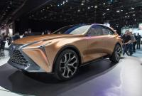 What Is Known About The New Flagship Crossover Lexus Lq with regard to ucwords]