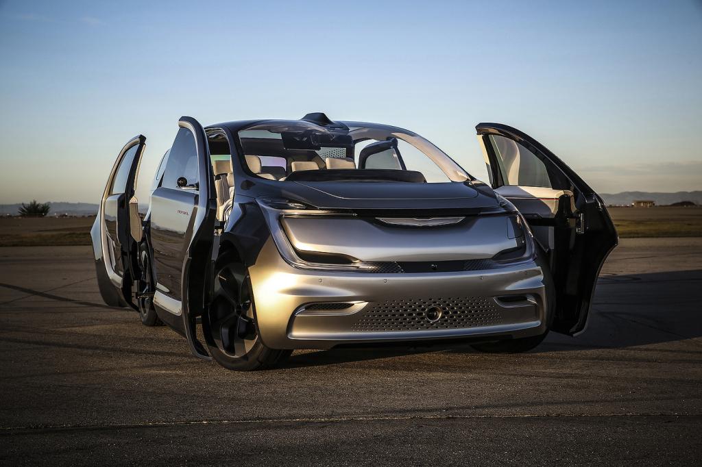 2021 Chrysler Portal Concept