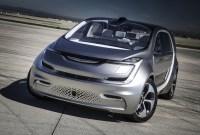 2021 Chrysler Portal Spy Photos