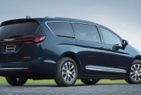 2022 Chrysler Town And Country Drivetrain
