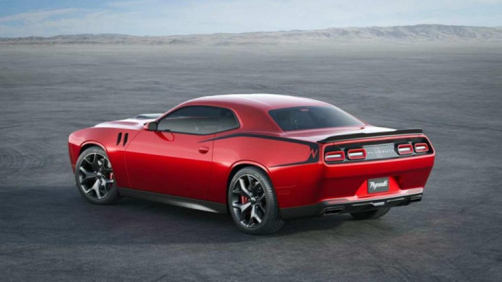 2022 Dodge Barracuda Concept