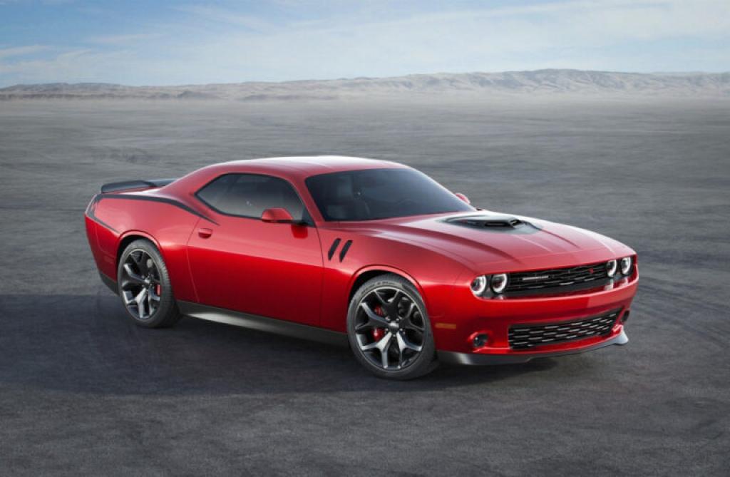 2022 Dodge Barracuda Spy Shots