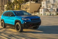 2022 Jeep Cherokee Trailhawk Pictures
