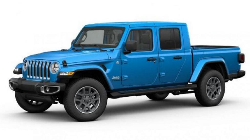 2022 Jeep Gladiator Hercules Drivetrain